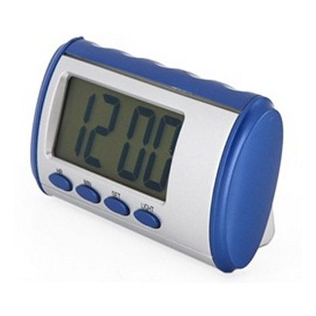 Spanish talking clock reloj despertador parlante español