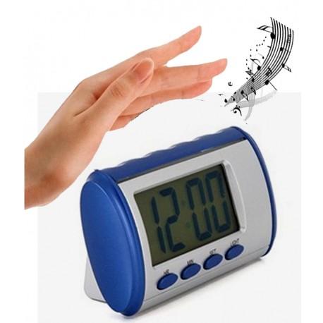 68bbb9ce781e ▷ Reloj parlante en español voz que habla y dice