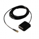 GPS antenna SMA 3m Cable Female Connector Bracket, Magnetic Car