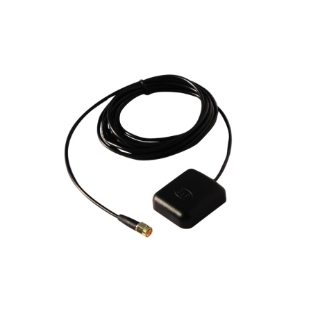 GPS Antenna SMA 3m Cable Male Connector Magnetic Mount Active