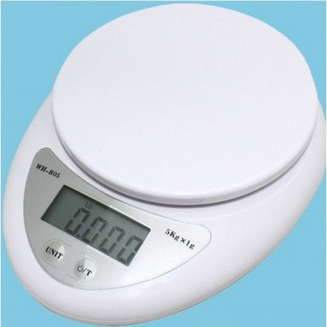 Digital Kitchen Food Diet Postal Scale 5kg g lb 12.5 lb 200oz