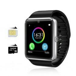 Telefono dell'orologio di Androide di SIM slot orologio da polso cellulare Bluetooth 3.0 gratis