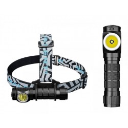 Linterna recargable USB 1000 lumens Imalent HR-20 CRE XPL-HI barata