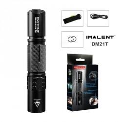 Rechargeable torch USB Imalent DM21T flashlight XPL HI LED CREE 1000 lumens