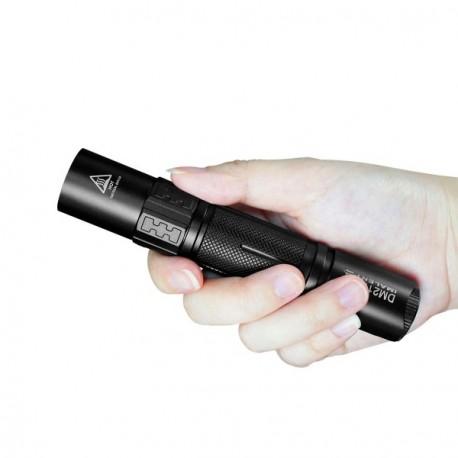 Torcia elettrica ricaricabile tramite USB Imalent DM21T 1000