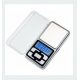 Die waage precision digital pocket mit deckel 500g / 0,1 g