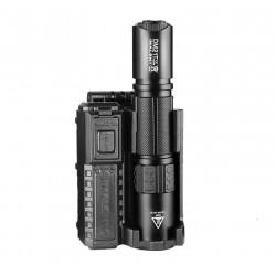 Imalent DM21T LED rechargeable par USB Luxueuse Kit + chargeur HMD10 + batería18650
