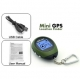 GPS USB Altimetro chaveiro PG03 bicicleta relógio satélite