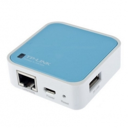 Router TP-LINK TL-WR703N WR703 WIFI N USB Openwrt repetidor WIFI