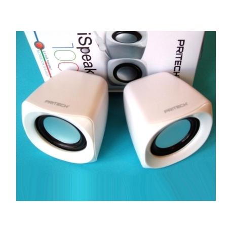 USB Speaker iSpeaker-100 Pritech - USB 2.0 speaker PC mobile