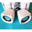 Alto-falantes USB iSpeaker-100 Pritech - USB 2.0 PC speaker