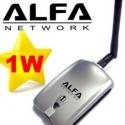 Alfa AWUS036H v5 1W RTL8187L USB Antenna WIFI AWUSO36H