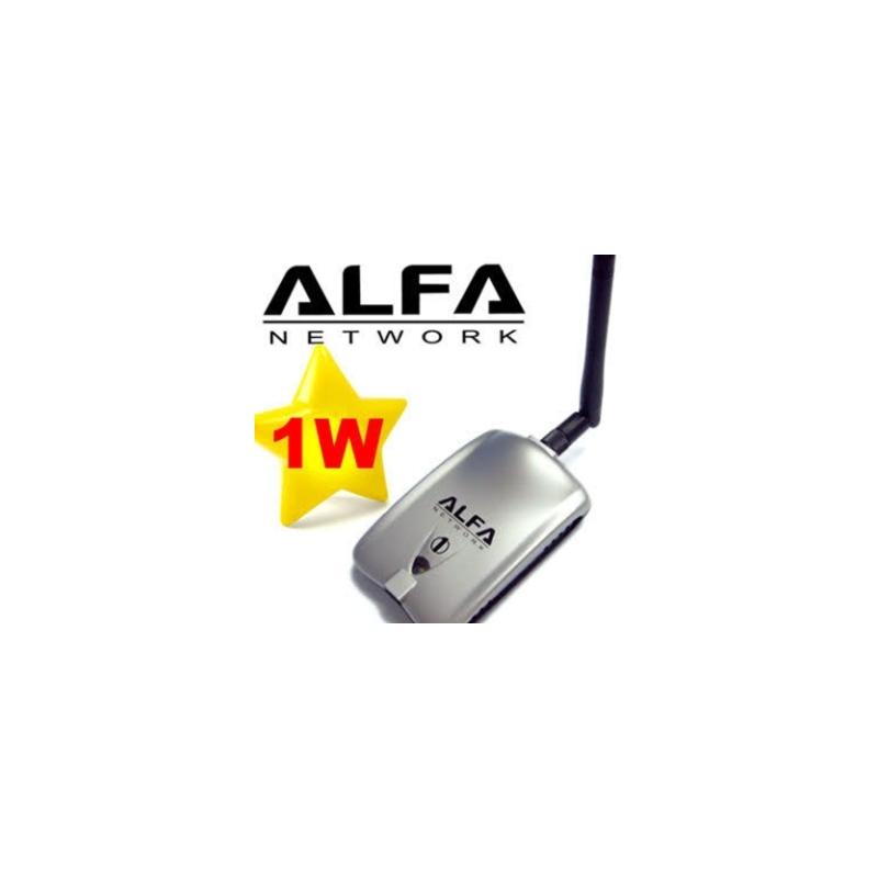 DRIVER: ALFA AWUS036H POWER