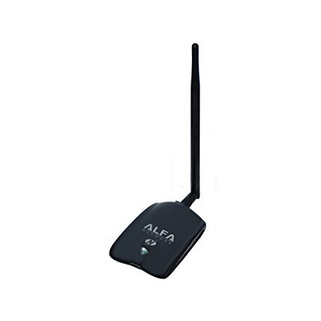 Antenne de réception Wi-Fi USB puissante AWUS036NHA Alfa Atheros