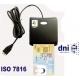 Leitor de BI-e BI-Mail USB 2.0 novo 3.0 ISO7816 EMV