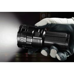 Lanterna elétrica recarregável do diodo EMISSOR de luz Imalent DT70 diodo EMISSOR de luz 4 XHP70 16000 LM 700m