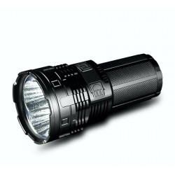 Rechargeable flashlight LED Imalent DT70 4 LED XHP70 16000 LM 700m