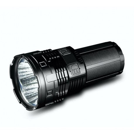 Aufladbare taschenlampe LED Imalent DT70 4 LED XHP70 16000 LM 700m