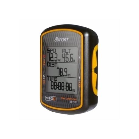 In Bicicletta con GPS GlobalSat GB-580B Bicicletta computer pista