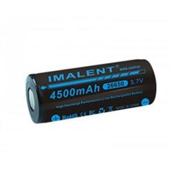 26650 bateria de Li-ion bateria recarregável Imalent MRB-266P45 3,7 V 4500mAh