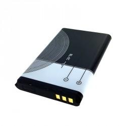 BL-5C, Bateria Li-ion compatível Nokia 3.7 v com 3 pinos lítio recarregável
