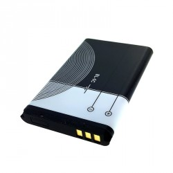 BL-5C, Bateria Li-ion compatível Nokia 3.7 v com 3 pinos lítio