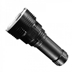 IMALENT DX80 powerful flashlight rechargeable 32000LM 800 meters 8 LED XHP70
