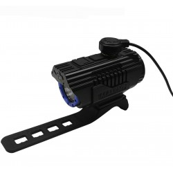 BG10 Imalent luz linterna de bici recargable ajustable 2300LM