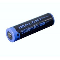 Batterie Imalent 18650 3600mah batterie rechargeable au Lithium MRB-186P36 3.7 V