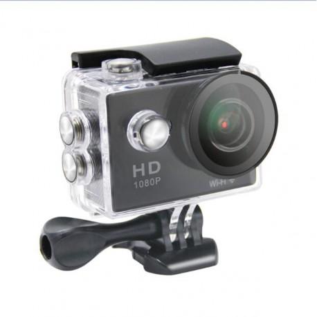 Video della fotocamera in azione in full HD a 1080p H. 264 con