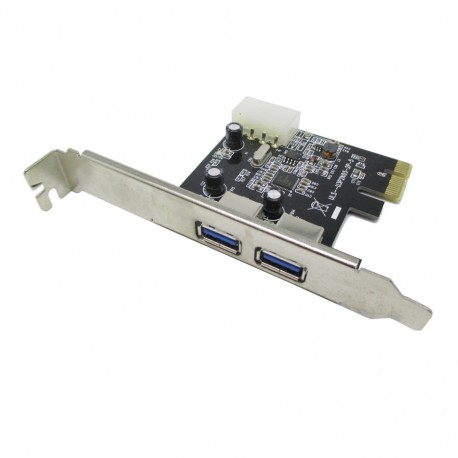 USB 3.0 PCIE-karte, 2 Anschlüsse, interne platte Host card