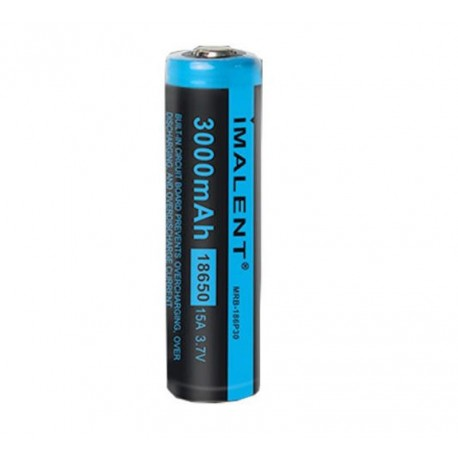 IMALENT MRB-186P30 bateria recarregável de lítio 18650 3000mAh