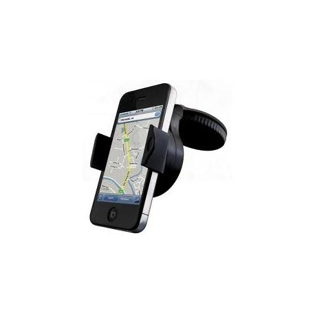 Support de téléphone portable de GPS de verre voiture ventouse