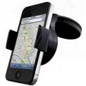 Supporto GPS del telefono cellulare di vetro dell'automobile della tazza di aspirazione del cruscotto