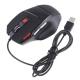 Mouse ottico USB giochi 7 botonoes dpi regolabile pulsante di