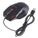 Raton general electric USB jogos 7 botonoes dpi ajustável botão