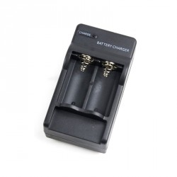 Ladegerät lithium ionen akkus 16340 3.7 v. 123A - kamera oder taschenlampe