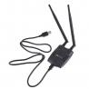 Antena USB WIFI N 300mbps 2 antenas 2T2R MIMO 2W 300M