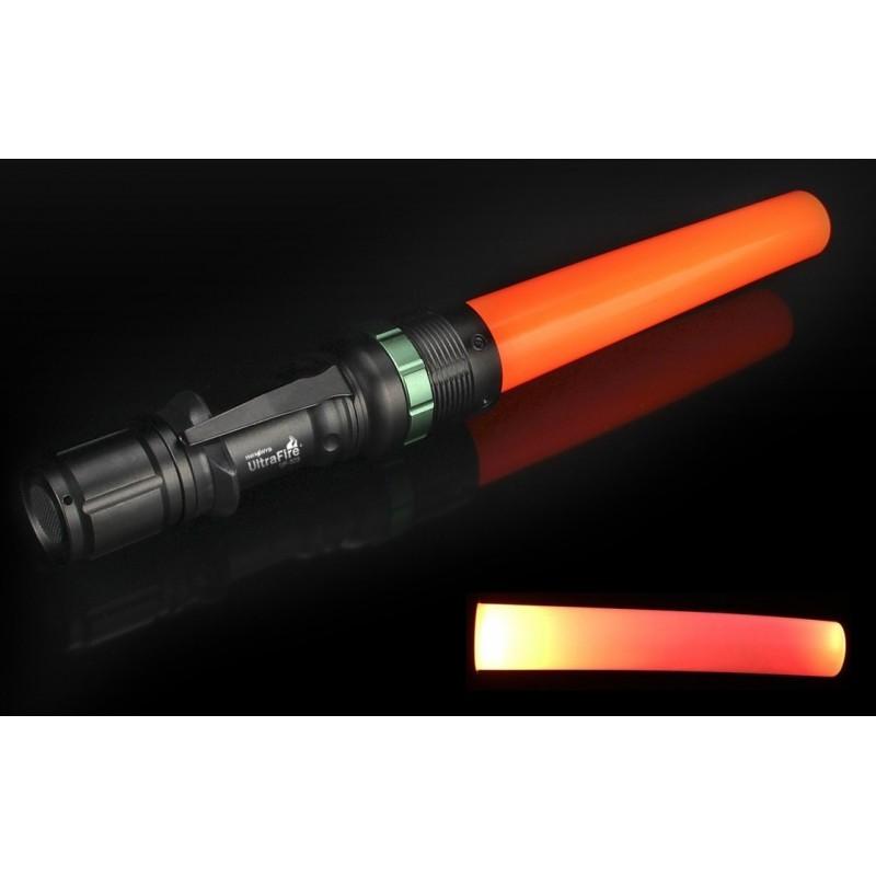 le de poche avec le trafic de c 244 ne orange led zoom uf 303 300lm siliceo tienda