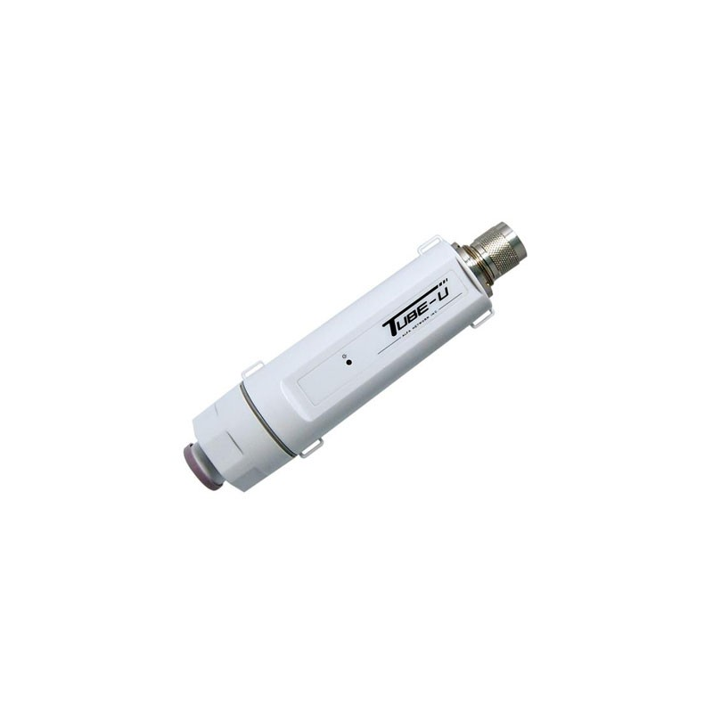 Tube uv cpe usb wifi ext rieur 2 4 ghz realtek rtl8188eu for Antenne wifi exterieur