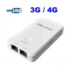 BL-WR1210G 3G 4G WIFI Router portátil Bateria Power Bank
