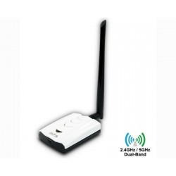 Alpha AWUS052NHS 2.4 Ghz / GHz Wifi antenna USB network adapter RT3572