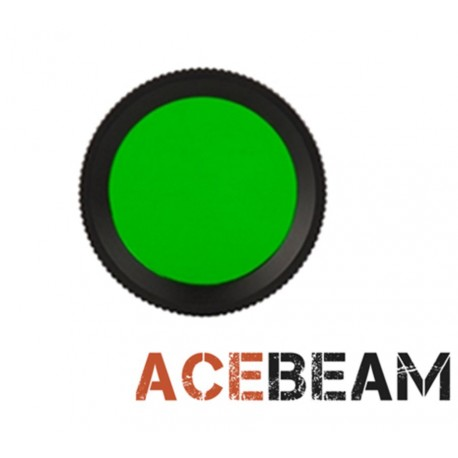 Colour filter for flashlights ACEBEAM L16 - EC50 - EC60 model