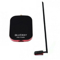 WIFI-antenne 3000mW 18dbi USB-adapter leistungsstarke Blueway