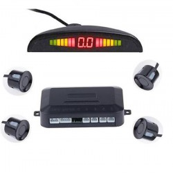 Sensors system 12V car LED Display Parking Reverse Backup Radar