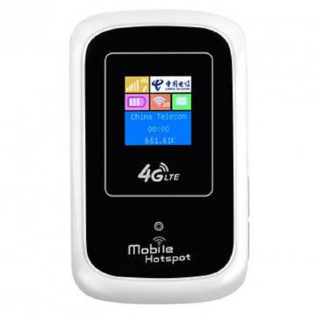 Modem USB livre 4G / 3G LTE LT10 mifi hotspot móvel repetidor