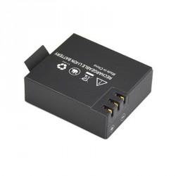 Batería de lítio recargable Li-ion para cámaras deportivas SJcam SJ4000 SJ5000 M10 Melon 1080p, Y8, DV603E