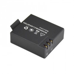 Batteria al litio ricaricabile agli ioni di Litio per videocamera sportiva SJcam SJ4000 SJ5000 M10 Melone 1080p, Y8, DV603E