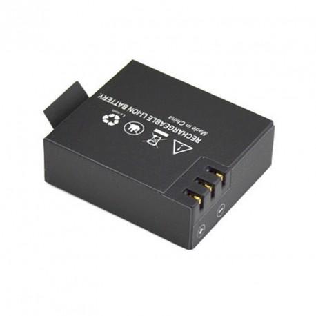 Bateria de lítio Li-ion recarregável para câmeras esportivas