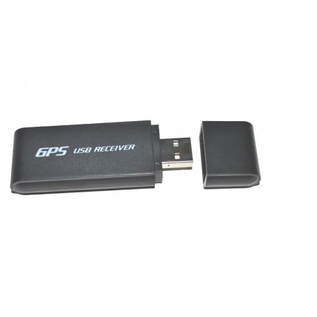 Receptor GPS USB antena adaptador para ordenador SIRF III 66